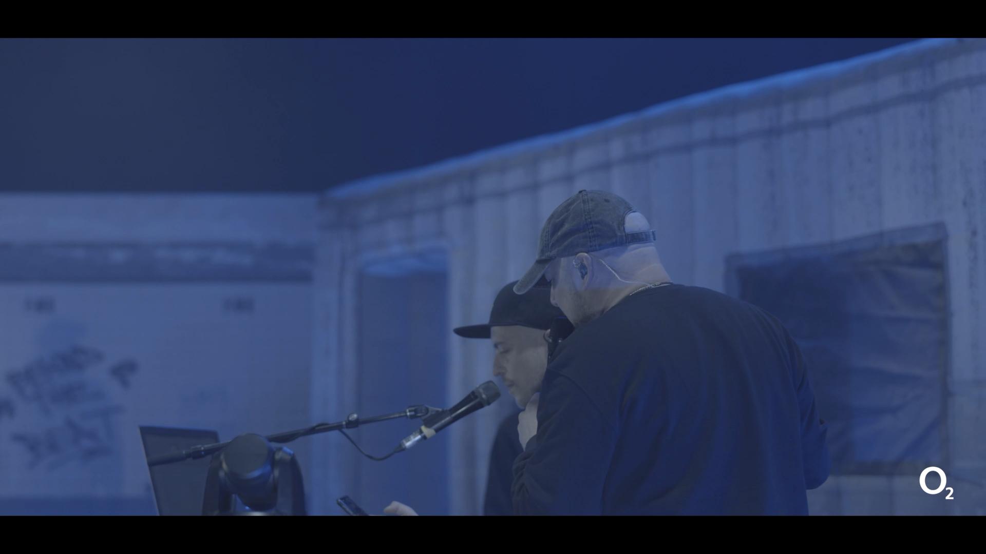 Kool Savas: Behind The Scenes