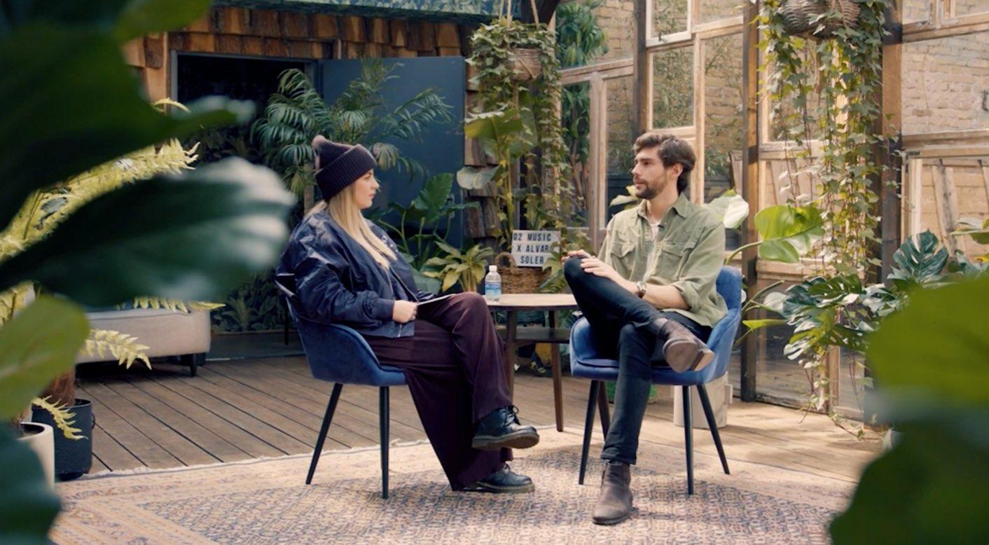 Alvaro Soler: Interview
